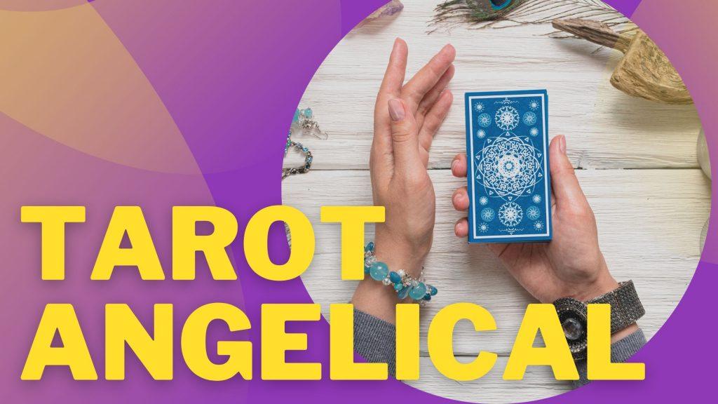 Leer las cartas del tarot angelical