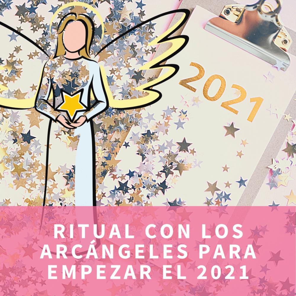 Ritual con ángeles