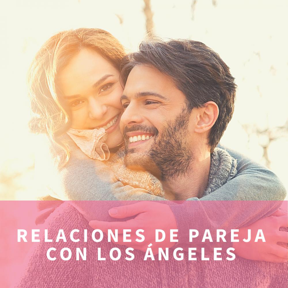 cura tu relación de pareja con ángeles