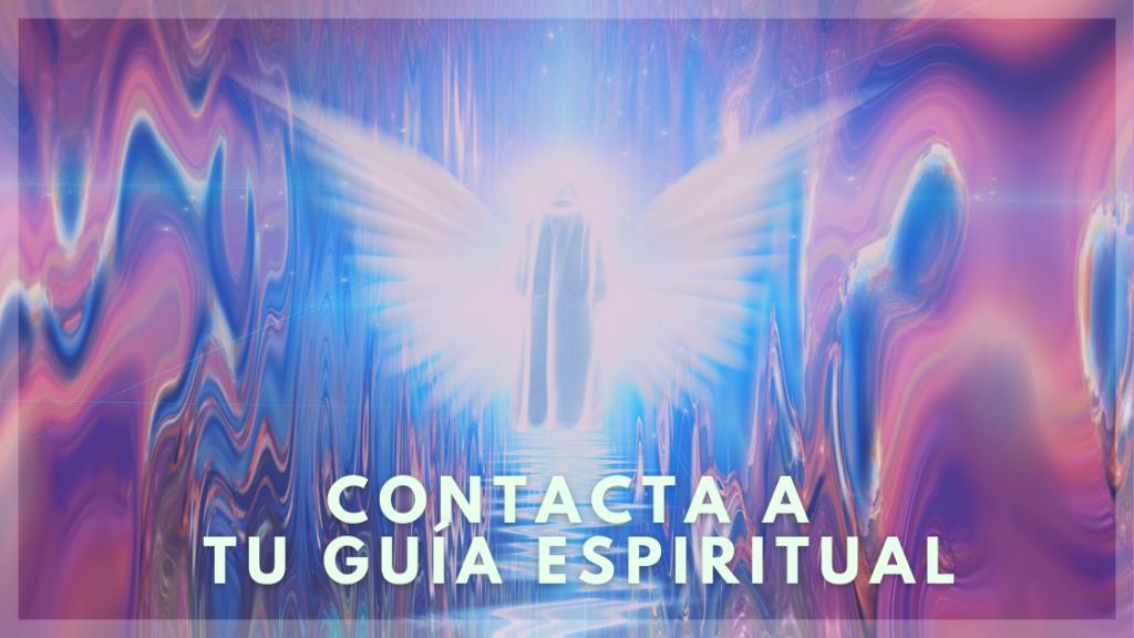 guia espiritual contactar