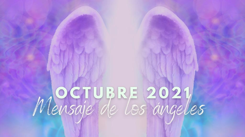 mensaje de los angeles octubre